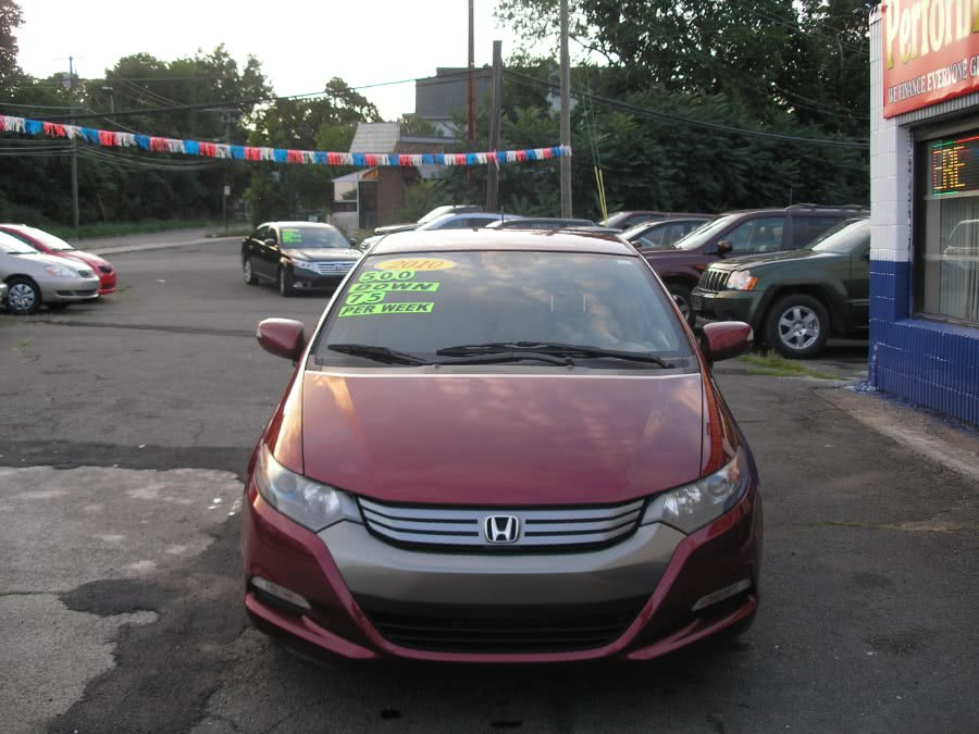 Used 2010 Honda Insight in New Haven, Connecticut | Performance Auto Sales LLC. New Haven, Connecticut