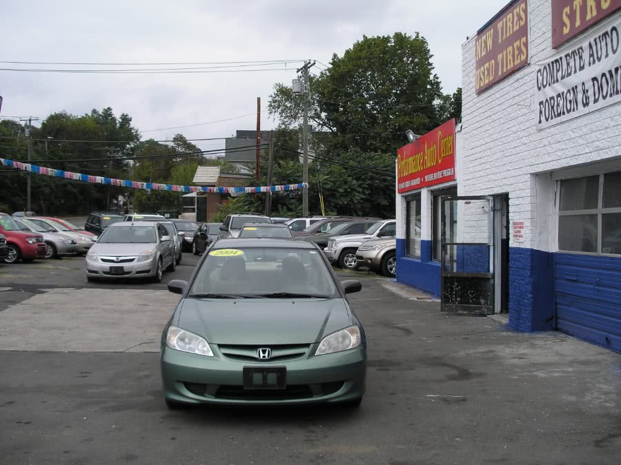 Used 2004 Honda Civic in New Haven, Connecticut | Performance Auto Sales LLC. New Haven, Connecticut