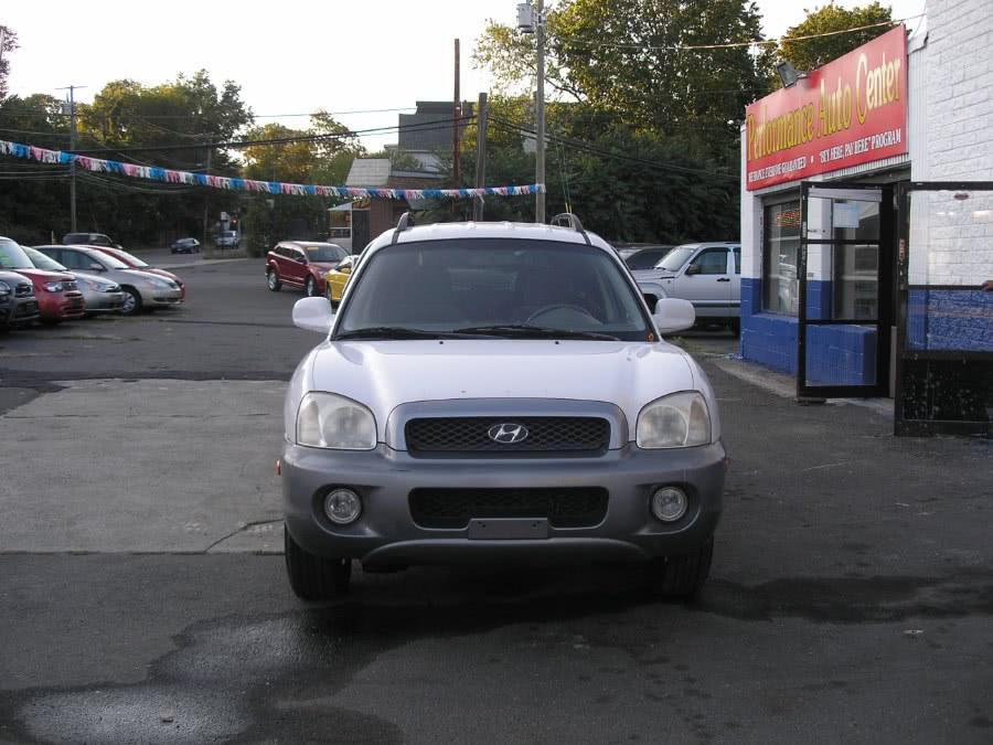 Used 2001 Hyundai Santa Fe in New Haven, Connecticut | Performance Auto Sales LLC. New Haven, Connecticut
