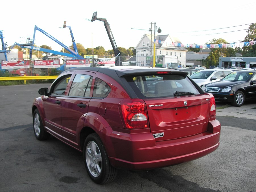 2007 Dodge Caliber 4dr HB SXT FWD, available for sale in New Haven, Connecticut | Performance Auto Sales LLC. New Haven, Connecticut
