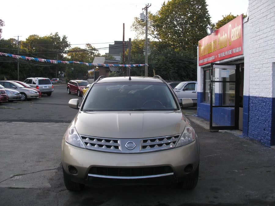 Used 2007 Nissan Murano in New Haven, Connecticut | Performance Auto Sales LLC. New Haven, Connecticut