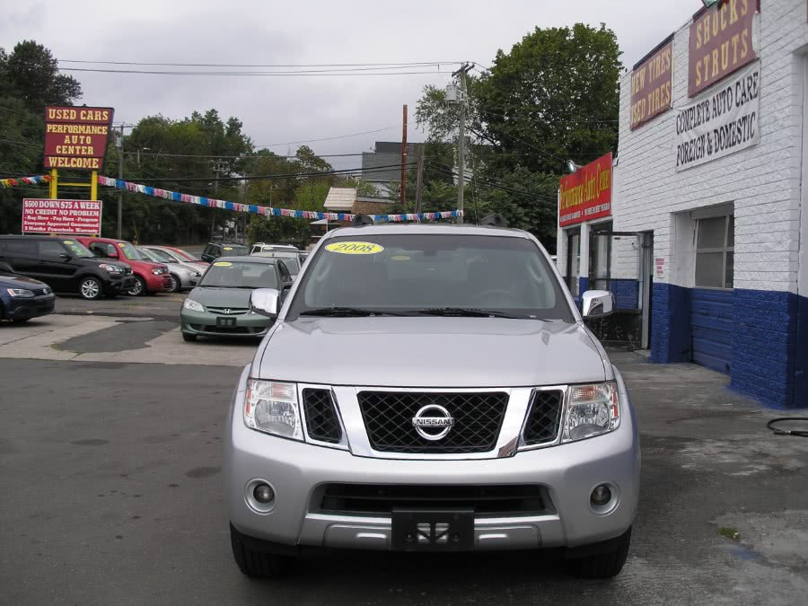 Used 2008 Nissan Pathfinder in New Haven, Connecticut | Performance Auto Sales LLC. New Haven, Connecticut
