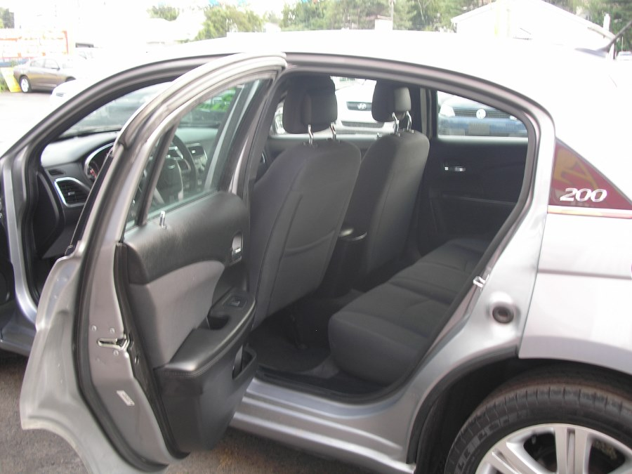 2013 Chrysler 200 4dr Sdn Touring, available for sale in New Haven, Connecticut | Performance Auto Sales LLC. New Haven, Connecticut