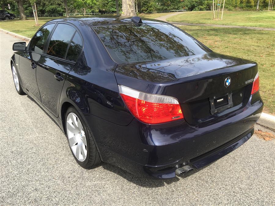 Used BMW 5 Series 530i 4dr Sdn 2005 | Carmoney Auto Sales. Baldwin, New York