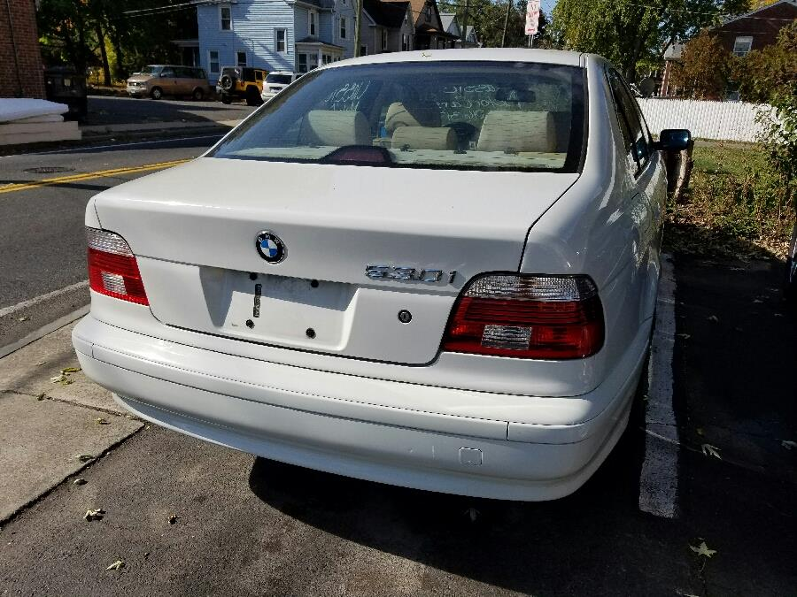 2002 BMW 5 Series 530iA 4dr Sdn 5-Spd Auto, available for sale in East Hartford , Connecticut | Classic Motor Cars. East Hartford , Connecticut
