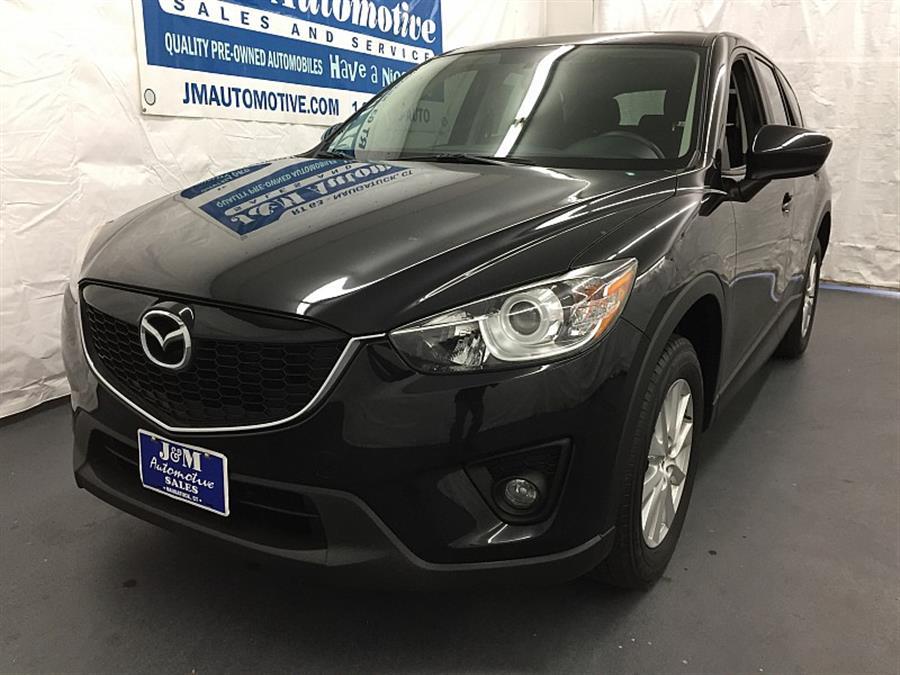 Used 2014 Mazda Cx-5 in Naugatuck, Connecticut | J&M Automotive Sls&Svc LLC. Naugatuck, Connecticut