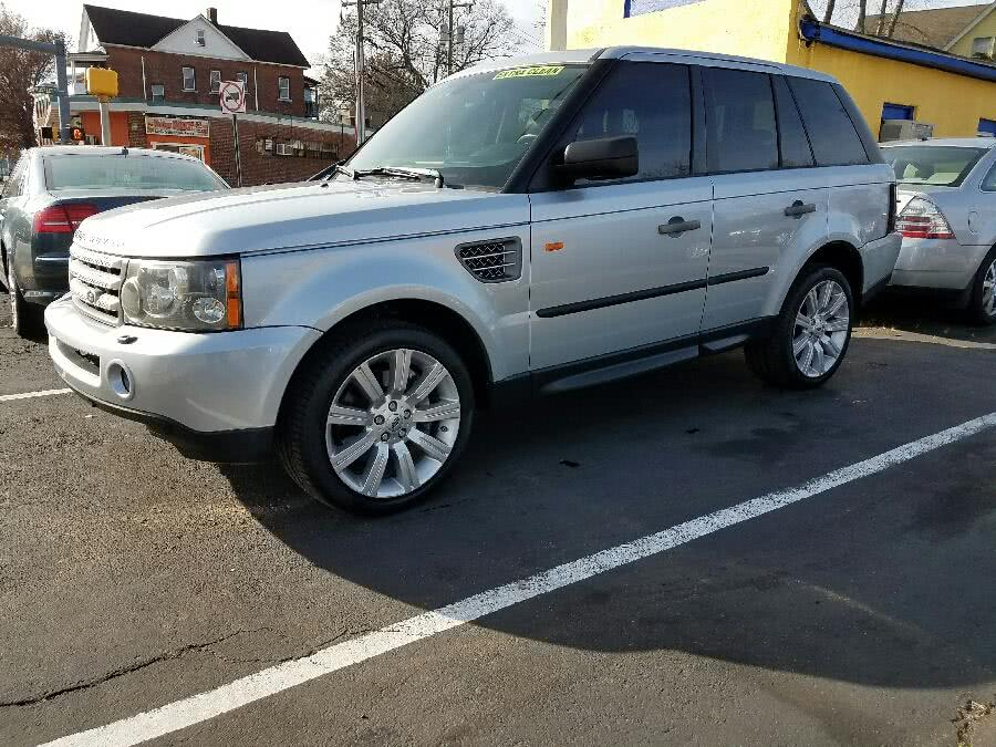 Used Land Rover Range Rover Sport 4WD 4dr SC 2008 | Classic Motor Cars. East Hartford , Connecticut
