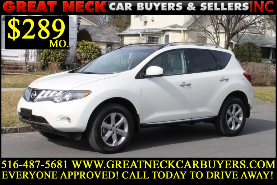 Used 2009 Nissan Murano in Great Neck, New York