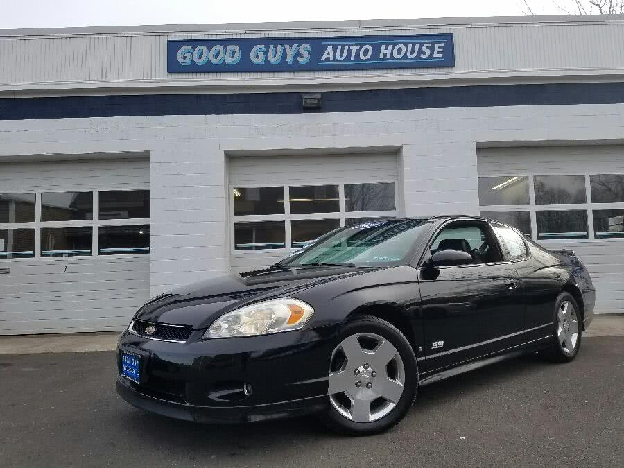 Chevrolet Monte Carlo 2006 In Southington Waterbury Manchester New Haven Ct Good Guys Auto House G3443