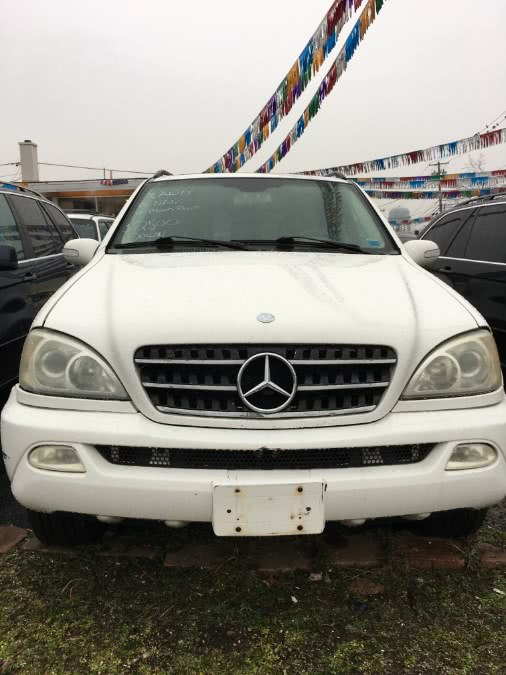 Used 2003 Mercedes-Benz M-Class in West Babylon, New York | Boss Auto Sales. West Babylon, New York