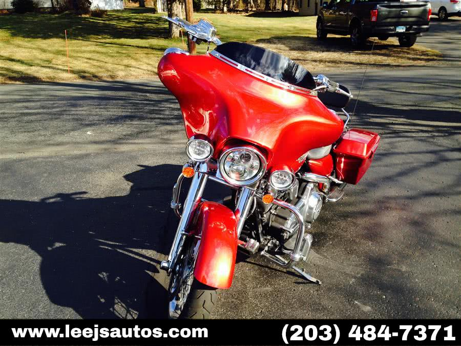 Used Harley Davidson FLHX Y 2013 | LeeJ's Auto Sales & Service. North Branford, Connecticut