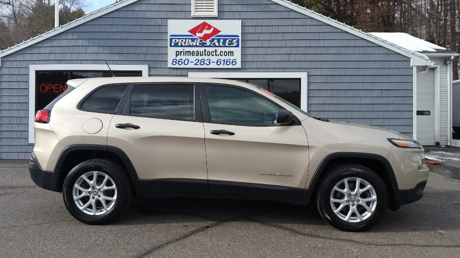 Used 2014 Jeep Cherokee in Thomaston, Connecticut