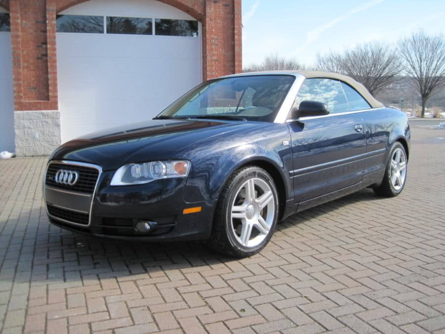 Used 2008 Audi A4 in Shelton, Connecticut | Center Motorsports LLC. Shelton, Connecticut