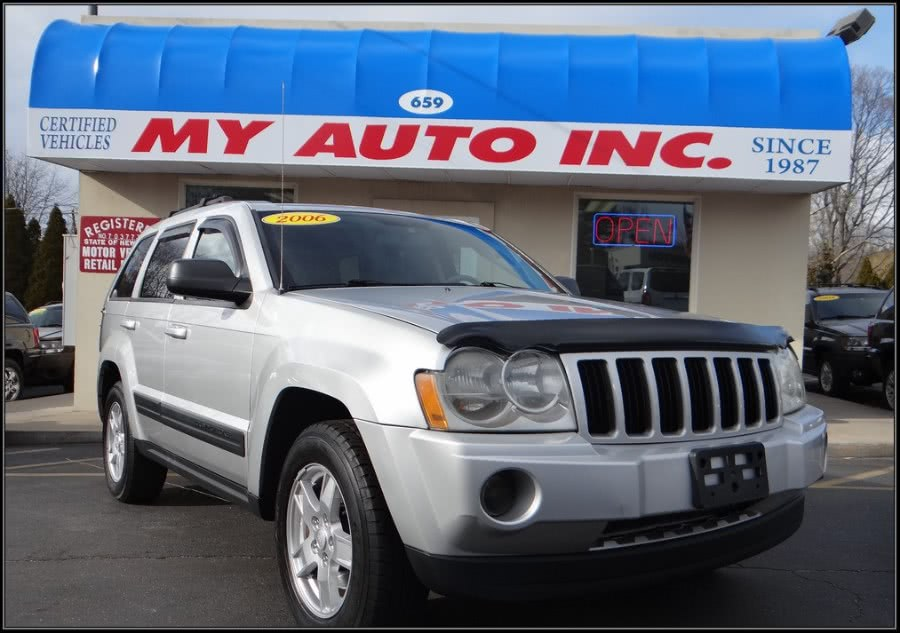 Used 2006 Jeep Grand Cherokee in Huntington Station, New York | My Auto Inc.. Huntington Station, New York