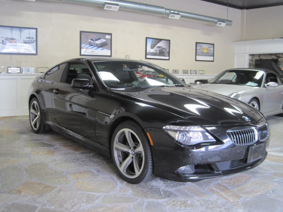 Used 2010 BMW 6 Series in Shelton, Connecticut | Center Motorsports LLC. Shelton, Connecticut