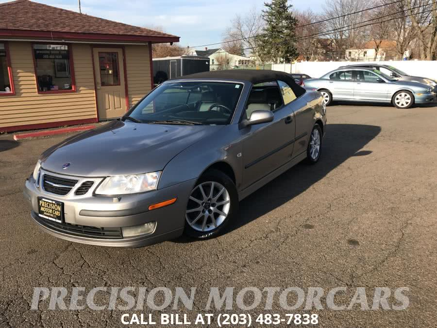 Used 2004 Saab 9-3 in Branford, Connecticut | Precision Motor Cars LLC. Branford, Connecticut