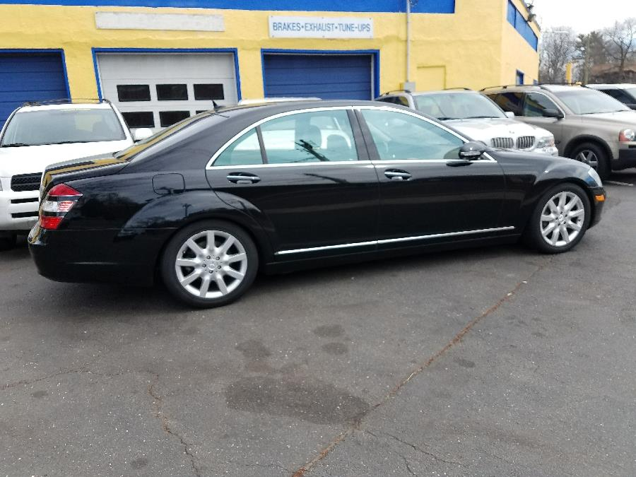 Used Mercedes-Benz S-Class 4dr Sdn 5.5L V8 4MATIC 2007 | Classic Motor Cars. East Hartford , Connecticut