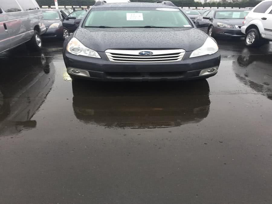 2011 Subaru Outback 4dr Wgn H4 Auto 2.5i Prem AWP PZEV, available for sale in Hartford , Connecticut | Quadirs Auto World . Hartford , Connecticut