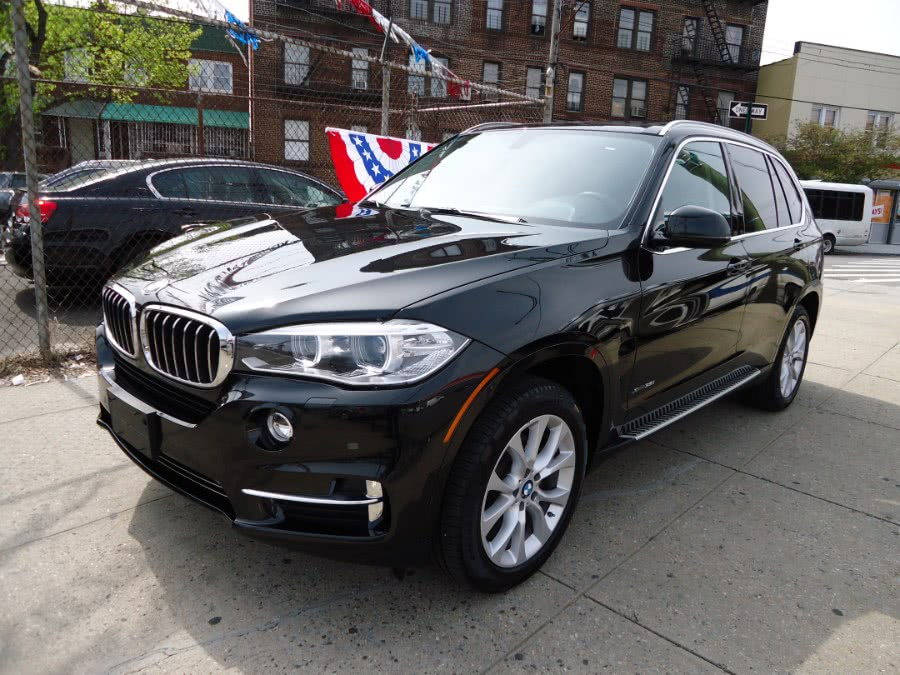 Used BMW X5 AWD 4dr xDrive35i Sport W/3RD ROW SEAT 2014 | Top Line Auto Inc.. Brooklyn, New York