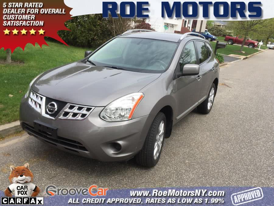 2011 Nissan Rogue AWD 4dr SV, available for sale in Shirley, New York | Roe Motors Ltd. Shirley, New York