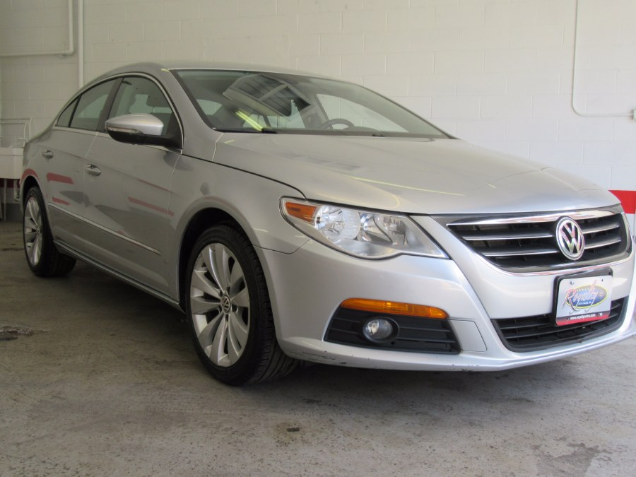 2010 Volkswagen CC 4dr DSG Sport PZEV, available for sale in Little Ferry, New Jersey | Victoria Preowned Autos Inc. Little Ferry, New Jersey