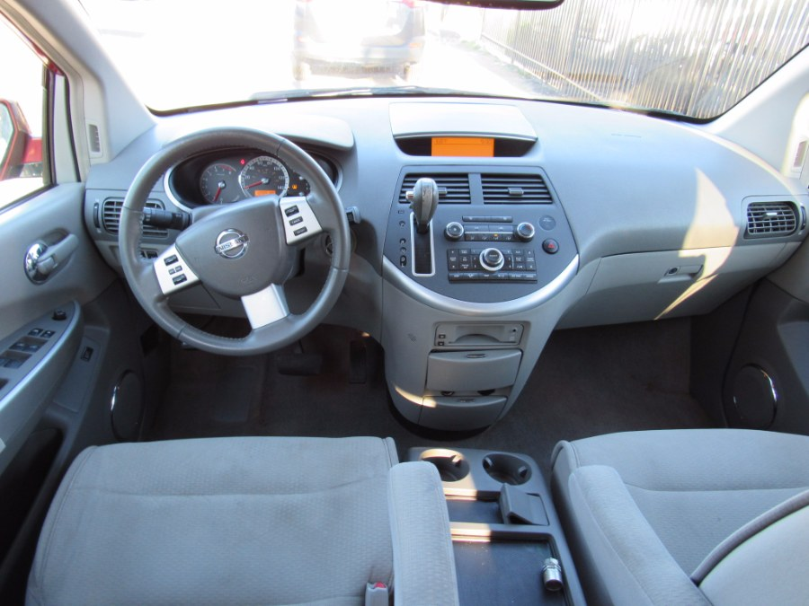 2007 Nissan Quest 4dr S, available for sale in Paterson, New Jersey | MFG Prestige Auto Group. Paterson, New Jersey