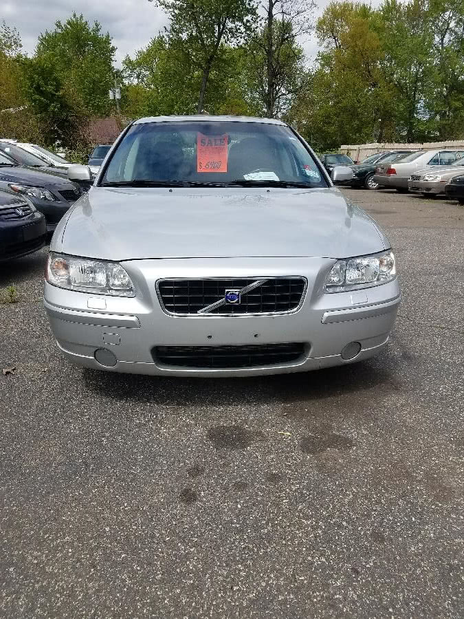 Used Volvo S60 2.5L Turbo AWD Auto w/Sunroof 2006 | Classic Motor Cars. East Hartford , Connecticut