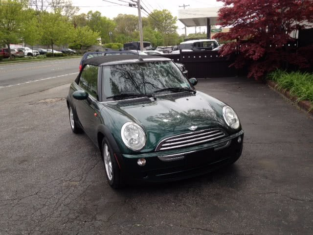Used 2008 MINI Cooper Convertible in Huntington, New York | Jan's Euro Motors, Inc. Huntington, New York