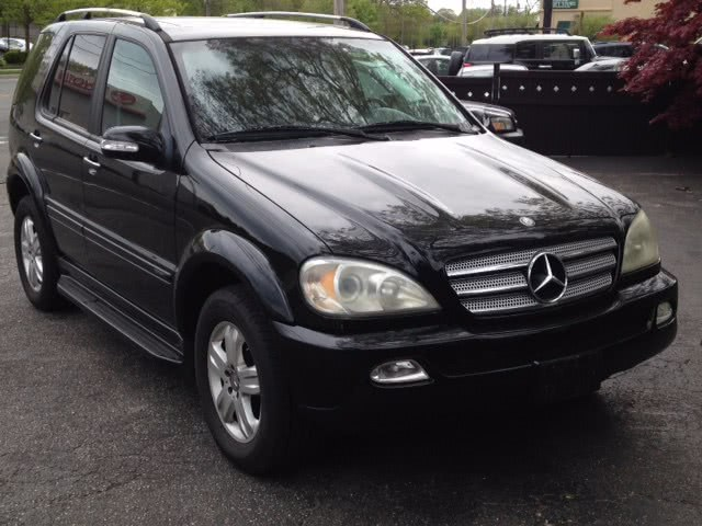 Used 2005 Mercedes-Benz M-Class in Huntington, New York | Jan's Euro Motors, Inc. Huntington, New York