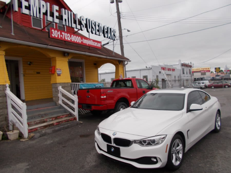 Used BMW 4 Series 2dr Cpe 428i xDrive AWD SULEV 2014 | Temple Hills Used Car. Temple Hills, Maryland