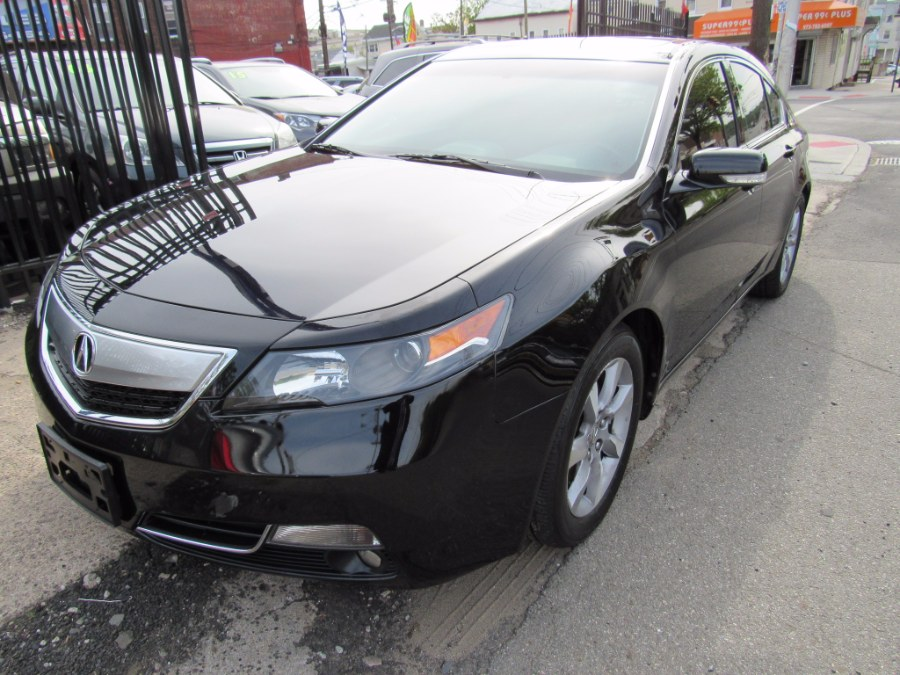 2012 Acura TL 4dr Sdn Auto 2WD, available for sale in Paterson, New Jersey   MFG Prestige Auto Group. Paterson, New Jersey