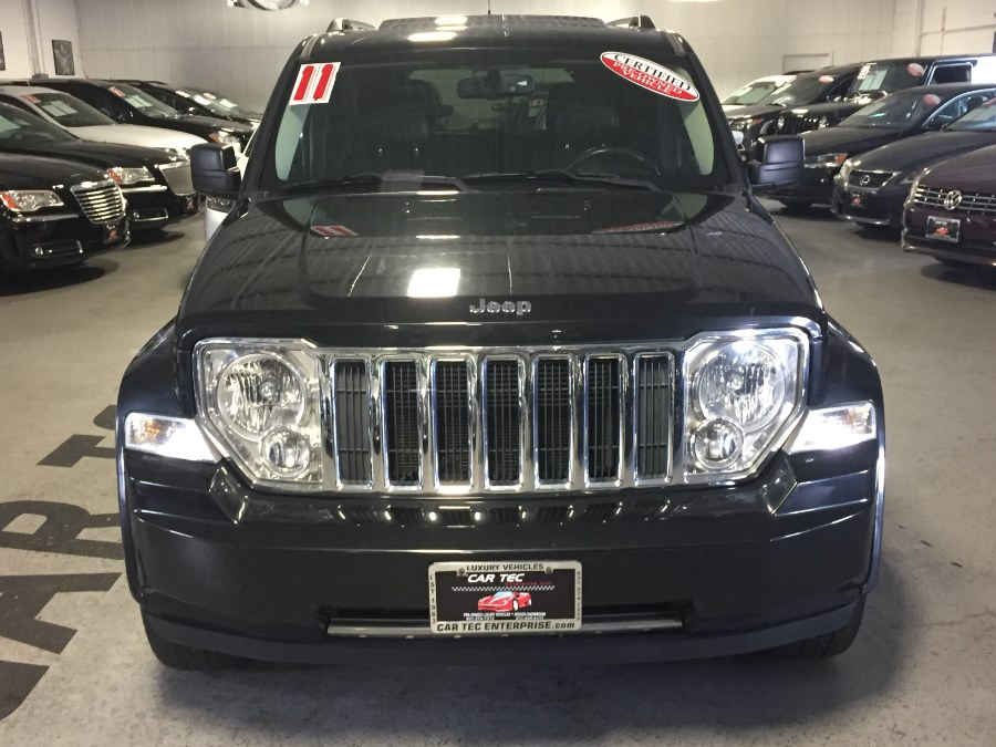 2011 Jeep Liberty 4WD 4dr Limited, available for sale in Deer Park, New York | Car Tec Enterprise Leasing & Sales LLC. Deer Park, New York