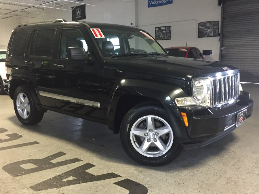 2011 Jeep Liberty 4WD 4dr Limited, available for sale in Deer Park, NY