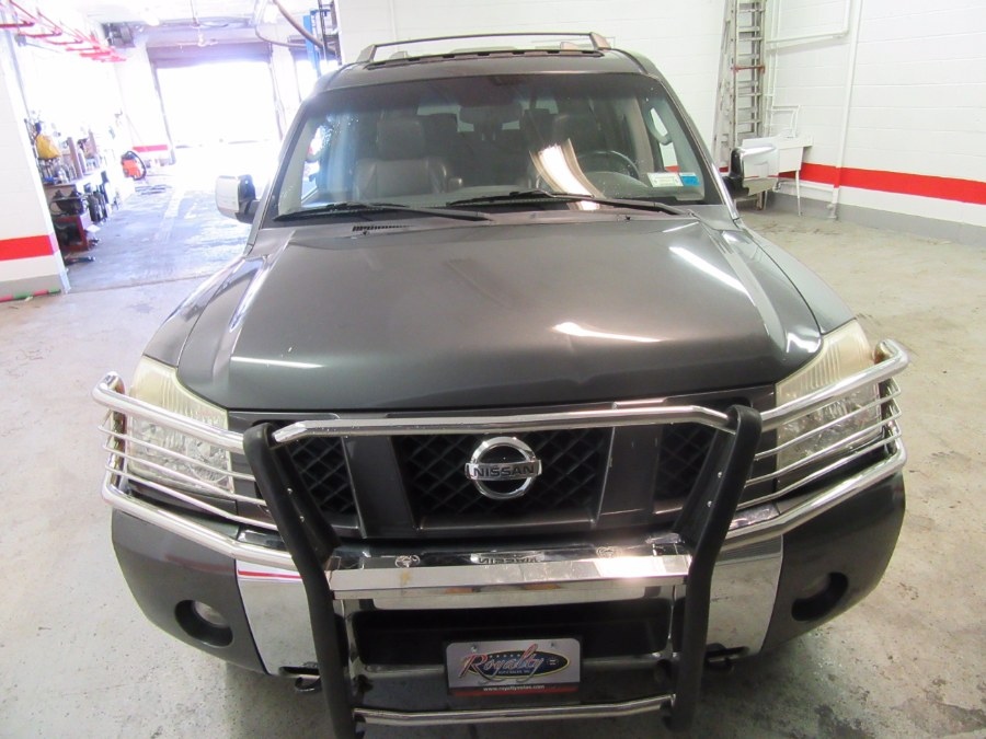 2004 Nissan Pathfinder Armada SE Off-Road 4WD, available for sale in Little Ferry, New Jersey | Victoria Preowned Autos Inc. Little Ferry, New Jersey