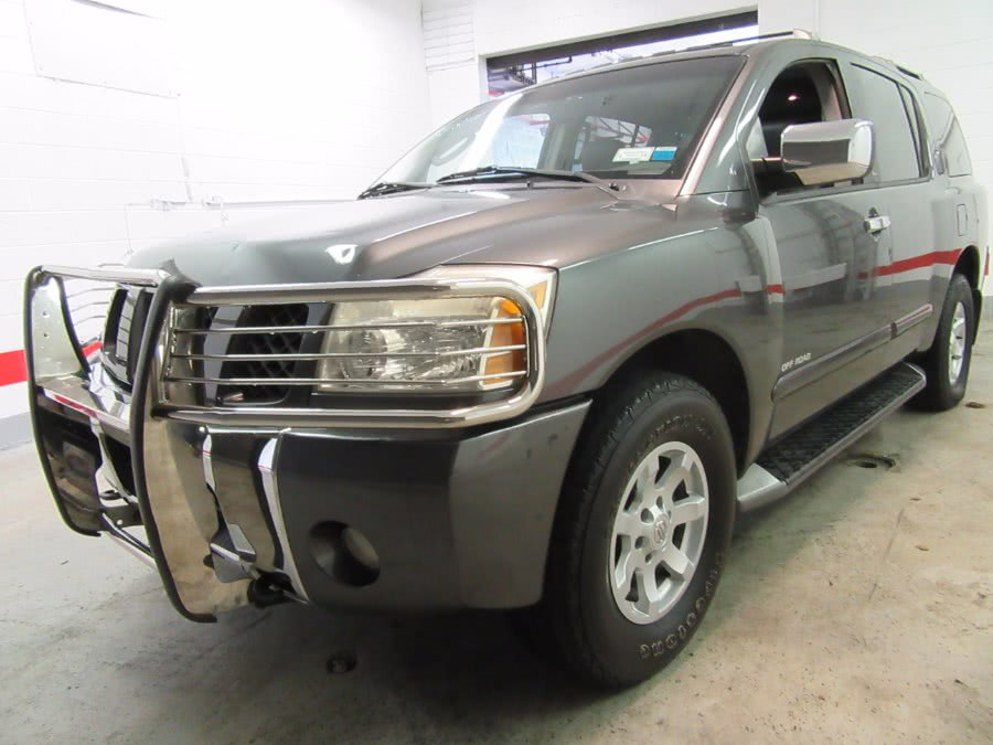 Used 2004 Nissan Pathfinder Armada in Little Ferry, New Jersey | Victoria Preowned Autos Inc. Little Ferry, New Jersey