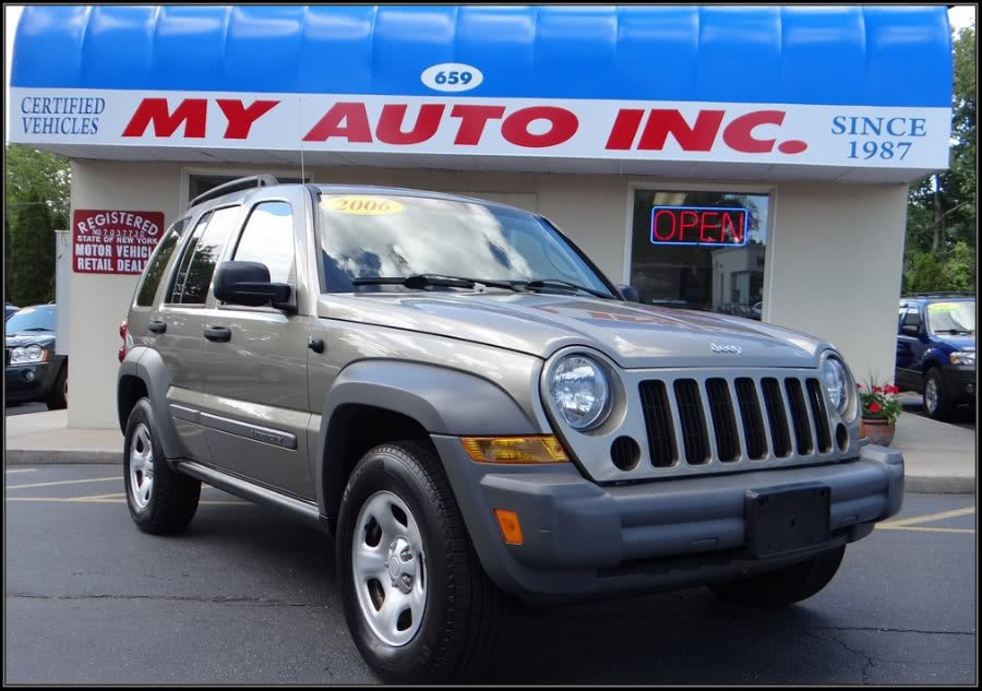 2006 Jeep Liberty Sport >> Jeep Liberty 2006 In Huntington Station Long Island Queens Connecticut Ny My Auto Inc 615