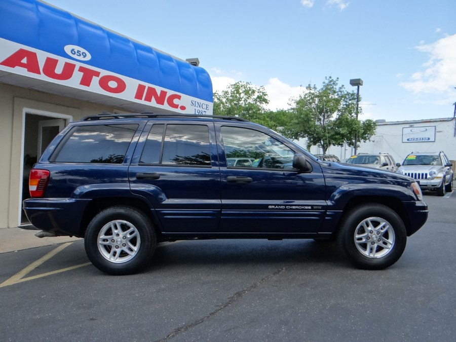 2004 Jeep Grand Cherokee 4dr Laredo 4WD, available for sale in Huntington Station, New York | My Auto Inc.. Huntington Station, New York