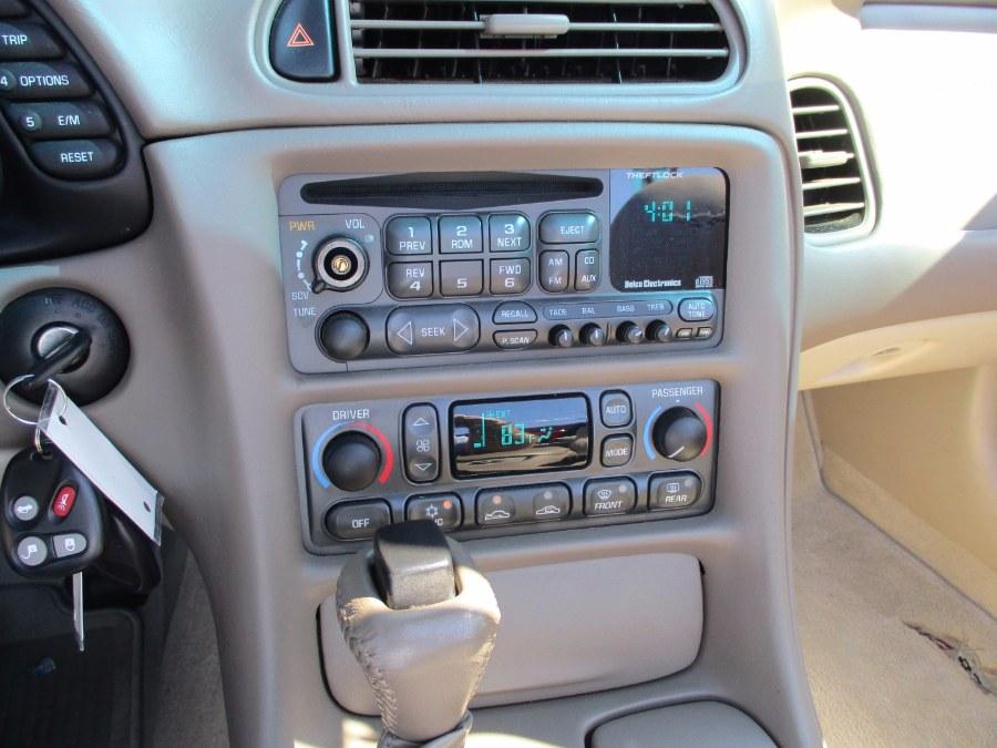 2003 Chevrolet Corvette 50th Anniversary Convertible, available for sale in Islip, New York | Mint Auto Sales. Islip, New York