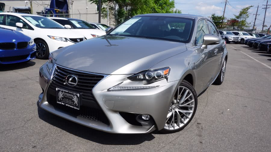 Used 2015 Lexus Is 250 in Hillside, New Jersey | M Sport Motor Car. Hillside, New Jersey