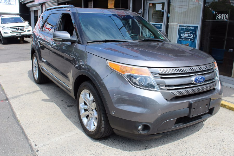 Used Ford Explorer 4WD 4dr Limited 2011 | Auto Approval Center. Bronx, New York