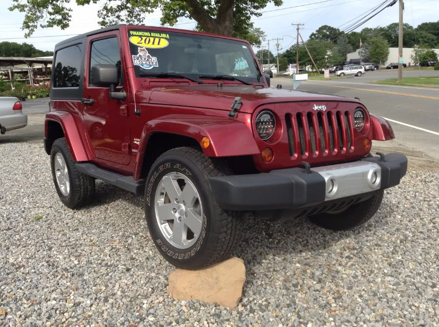 Used 2011 Jeep Wrangler in Clinton, Connecticut | M&M Motors International. Clinton, Connecticut