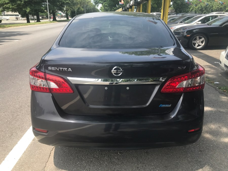 2014 Nissan Sentra 4dr Sdn I4 CVT S, available for sale in Rosedale, New York | Sunrise Auto Sales. Rosedale, New York
