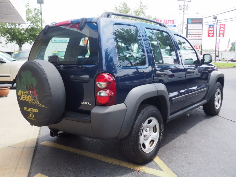 2006 Jeep Liberty Sport photo
