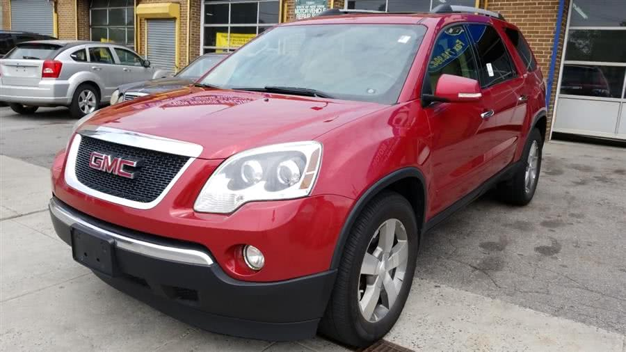 Used 2012 GMC Acadia in Bronx, New York | New York Motors Group Solutions LLC. Bronx, New York