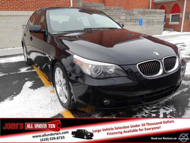 Used 2005 BMW 5 Series in Elida, Ohio | Josh's All Under Ten LLC. Elida, Ohio