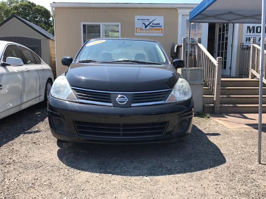 2008 Nissan Versa 4dr Sdn I4 Auto 1.8 SL, available for sale in Shirley, New York | Roe Motors Ltd. Shirley, New York