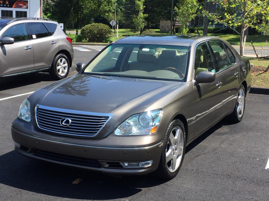 Used 2004 Lexus LS 430 in Canton, Connecticut   Lava Motors. Canton, Connecticut