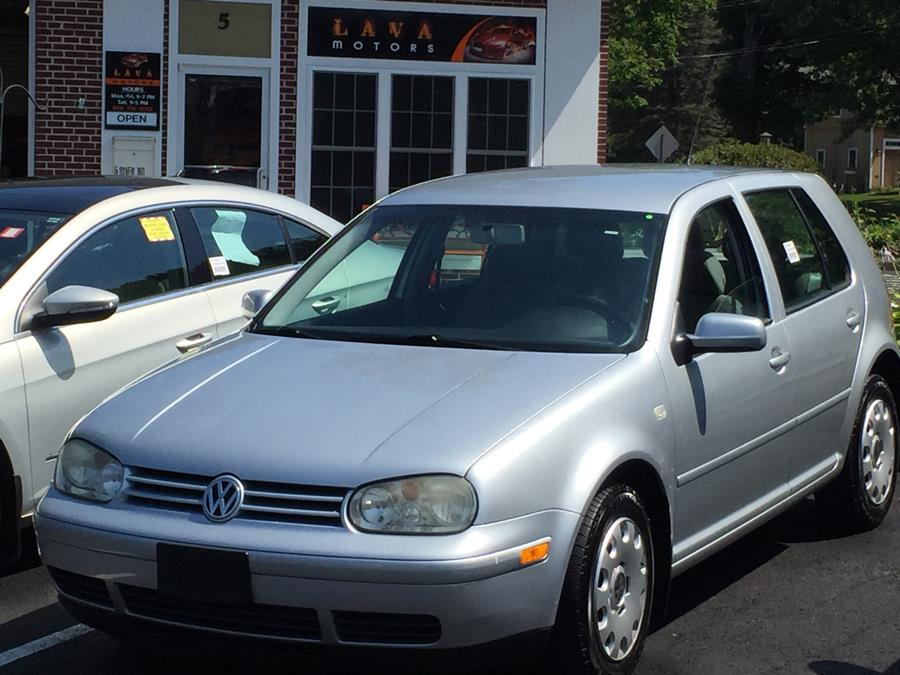 Used 2004 Volkswagen Golf in Canton, Connecticut | Lava Motors. Canton, Connecticut