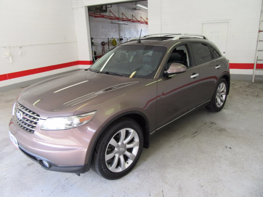 2005 Infiniti FX35 4dr, available for sale in Little Ferry, New Jersey | Royalty Auto Sales. Little Ferry, New Jersey