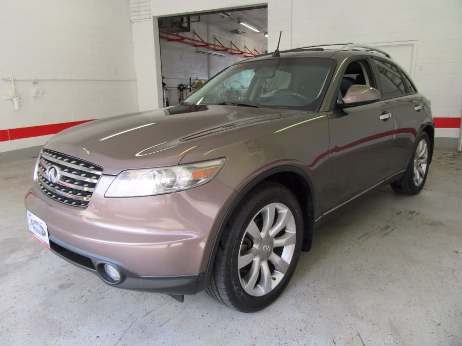 Used 2005 Infiniti FX35 in Little Ferry, New Jersey | Victoria Preowned Autos Inc. Little Ferry, New Jersey